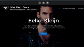 Enlace permanente a:Vive Electrónica